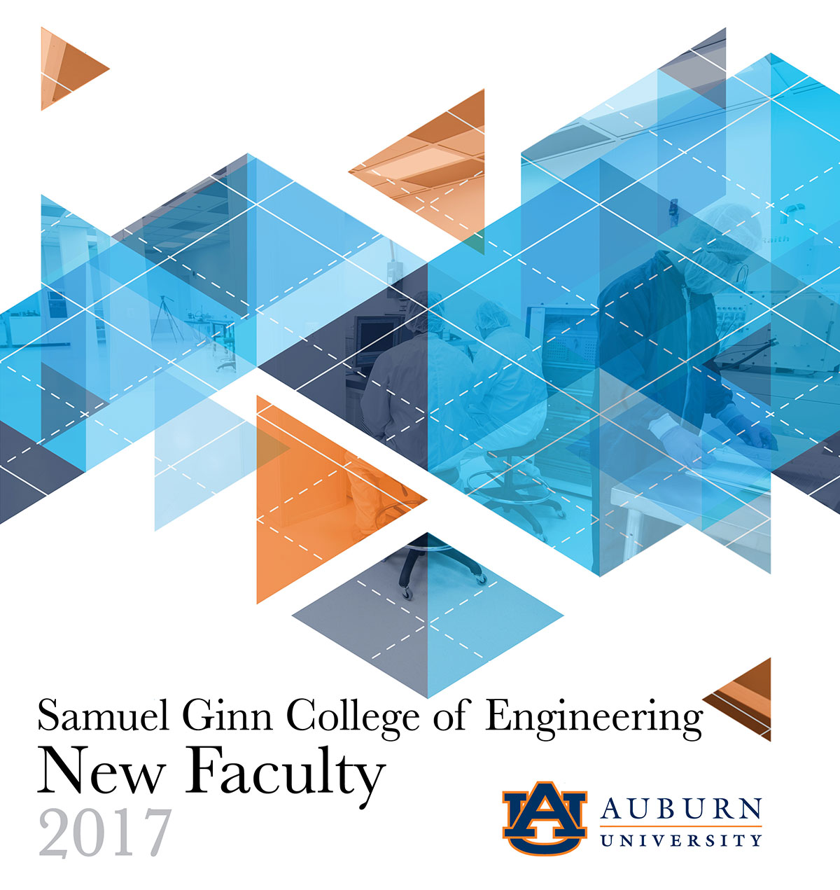 Samuel Ginn College of Engineering New Faculty 2017