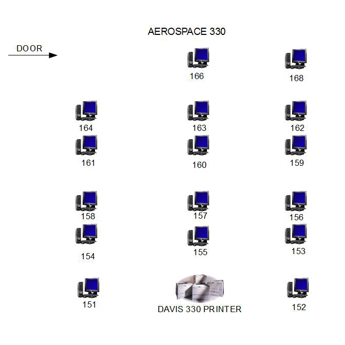 Aerospace 330 Lab Layout