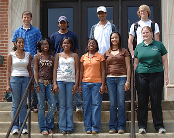 2006 REU Fellows