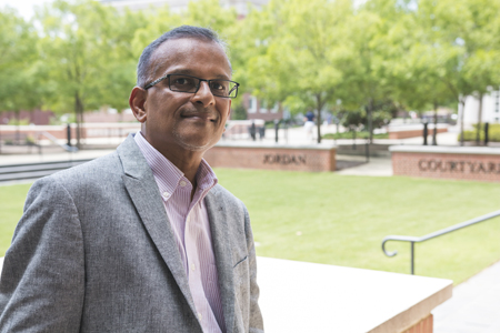 N. Hari Narayanan, John H. and Gail Watson professor, has been named chair of Auburn University's Department of Computer Science and Software Engineering.