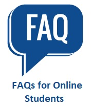 FAQs for Online Students