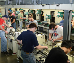 Advanced Manufacturing Lab