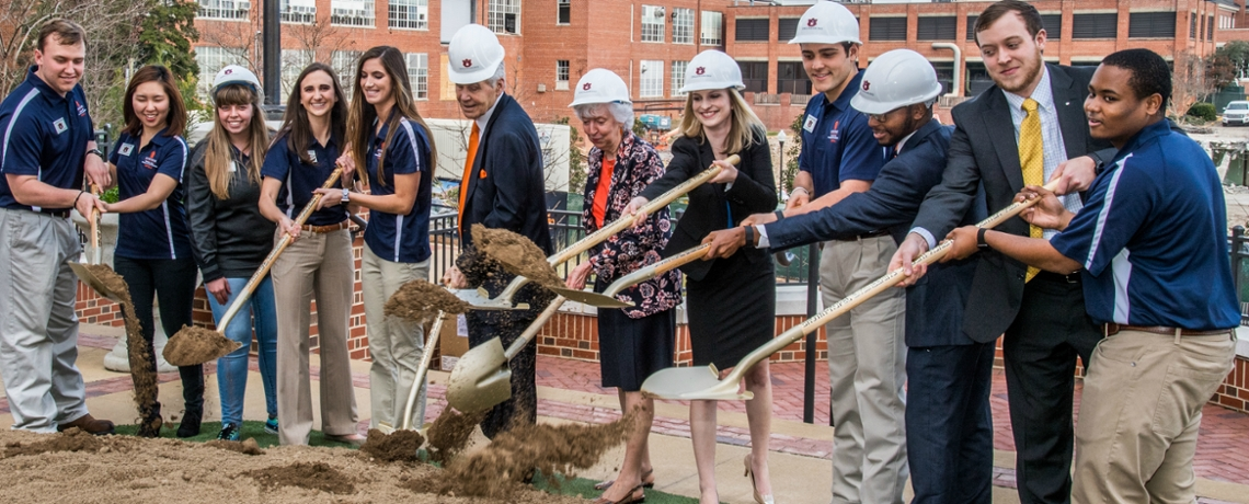 Auburn Engineering set to break ground on $40 million student achievement center