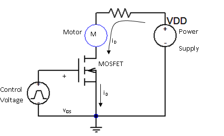 mosfets and cmos inverter — elec2210 v1.0 documentation mos fet circuit diagram single 18650 box mod wiring diagram with mos fet