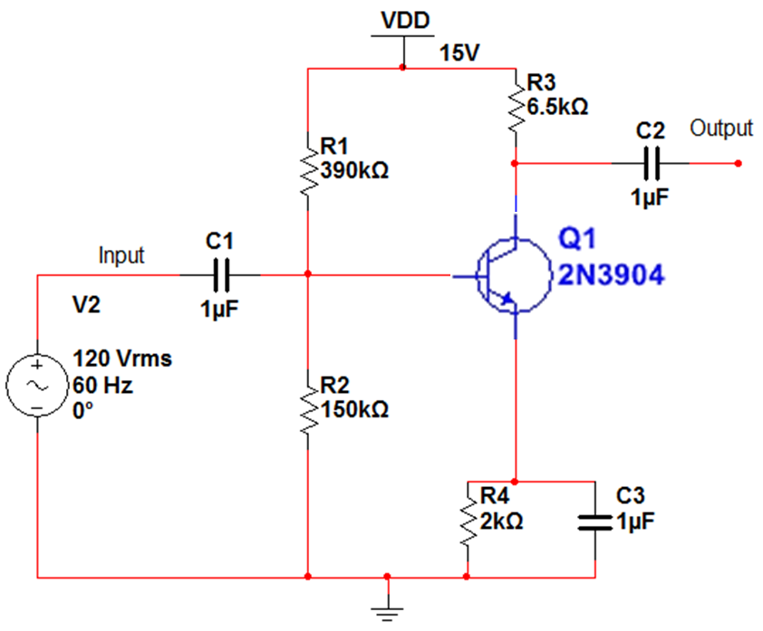 10 Amplifiers elec2210 10 documentation