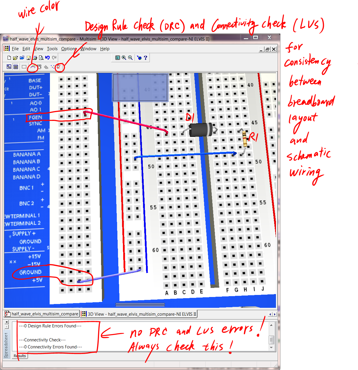 WRG-8579] Breadboard Wiring Diagram